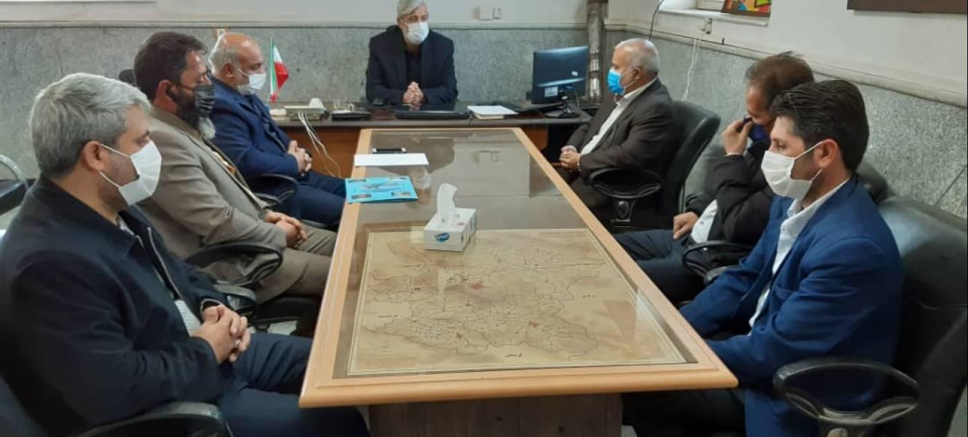هیات رئیسه شورای اسلامی شهرستان فامنین با برگزاری نشستی مشخص شدند.