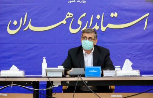 استاندار همدان: تخریب خدمات دولت و ناامیدی مردم نقشه دشمنان است