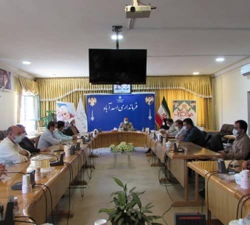 صحت  انتخابات شوراهای شهر اسدآباد ،آجین و پالیز توسط هیئت نظارت در این شهرستان مورد تایید قرار گرفت .