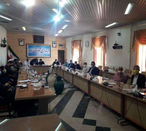 کارگاه آموزشی اعضای ششمین دوره شوراهای اسلامی شهرها استان به صورت ویدیو کنفرانس برگزار شد.