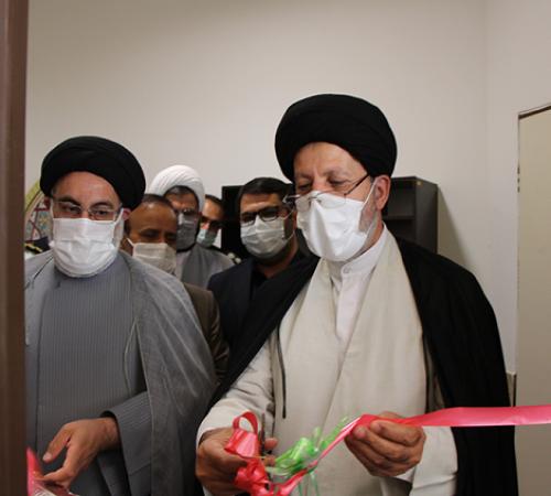 مرکز فرهنگی مذهبی دانشگاه سیدجمال الدین اسدآبادی افتتاح شد
